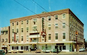 Mississippi Columbus Hotel Gilmer & Coffee Shop