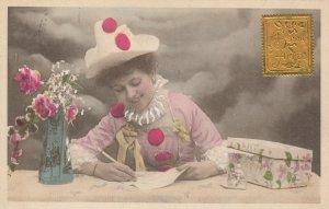 RP: Perrot Clown Woman , 1905