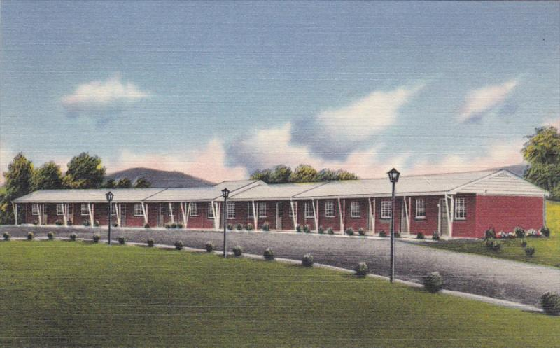 Shelly's Motor Court, DILLSBURG, Pennsylvania, 30-40s
