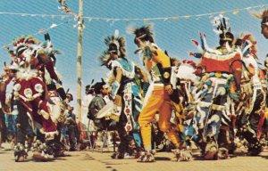 CALGARY , Alberta , Canada , 1950-60s ; Indians dancing