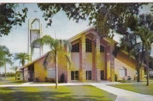 Florida Sarasota United Presbyterian Church Of The Palms 1970