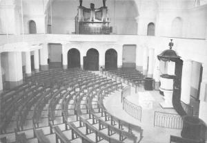 Br43891 Anduze le temple reforme retaure organ organe music and musicians