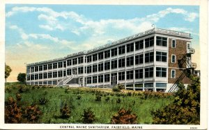 ME - Fairfield. Central Maine Sanitarium