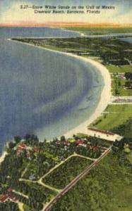 Crescent Beach Sarasota FL Unused