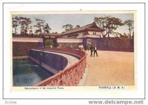 Sakuradamon Of Imperial Palace, Tokyo, Japan, 10-20s