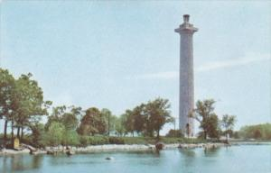 Perry Monument South Bass Island Put-In-Bay Ohio