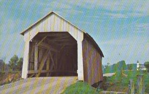 Perry County Covered Bridge #3 Chalfant Ohio