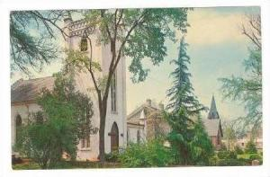Two Churches, York, South Carolina, 40-60s