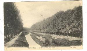 Abbeville, Picardie ,northern France. 00-10s La Promenade du Canal