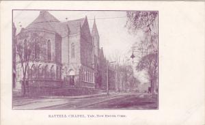 Battell Chapel, Yale, New Haven, Connecticut, 10-20s