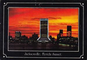 Sunset Jacksonville Florida