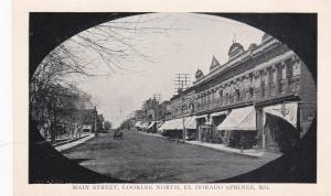 Main Street , EL DORADO SPRINGS , Missouri , 00-10s