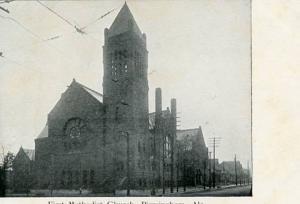 AL-Birmingham- First Methodist Church