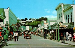 Michigan Mackinac Island Main Street