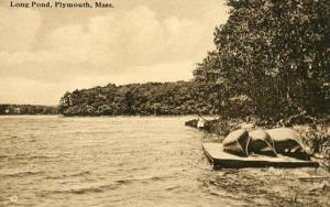 MA - Plymouth. Long Pond