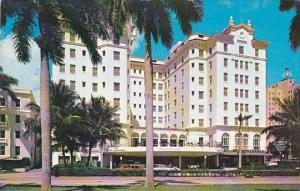 Hotel Pennsylvania West Palm Beach Florida 1964