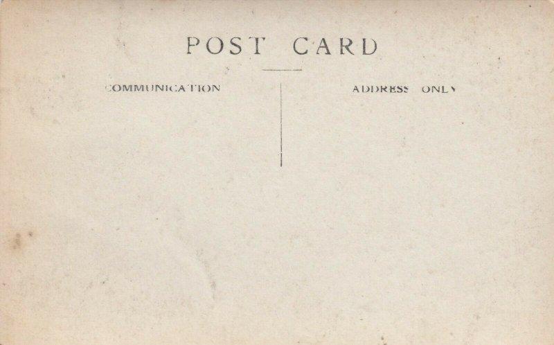 RP: BURSCOUCH , Lancashire , England , 1900-10s ; Junction Lane