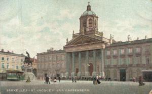 Belgium Bruxelles St Jacques Sur Caudenberg 02.32