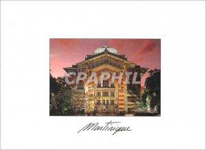 Modern Postcard Martinique