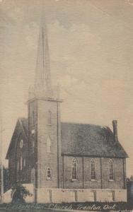 TRENTON , Ontario, 1900-10s ; Presbyterian Church