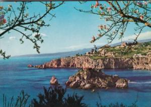 Italy Taormina Capo Taormina e Isola Bella