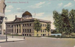 Illinois Rockford Public Library 1911
