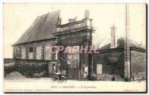 Old Postcard Soissons L & # 39Arquebuse