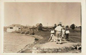 RP: PRAIRIE DU SAC , Wisconsin , 1920-30s ; No. 1 Tee Golf Course