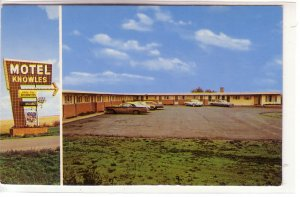 Knowles Motel, Moose Jaw, Saskatchewan !