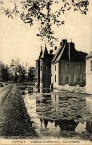 CPA AUFFAY-Chateau d'Imbleville Les Douves (347982)