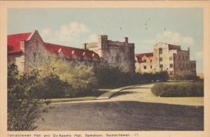 SASKATOON , Saskatchewan , Canada 30-40s ; Saskatchewan & Qu'Appelle Halls