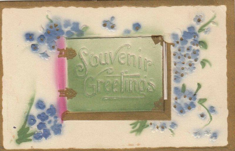 Le Roy , Illinois, 1900-10s ; Multi-Popout-Views