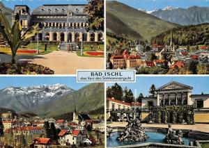 Bad Ischl das Herz des Salzkammerguts, Kurhaus Dachstein Ziemnitz Kaiservilla