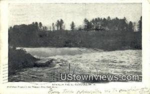 Sewalls Falls Concord NH 1906