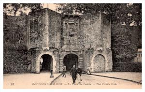 Boulogne-sur-Mer  La Porle de Calais