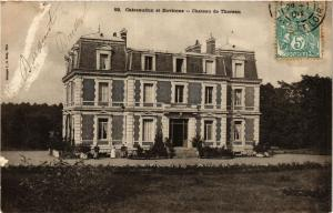 CPA CHATEAUDUN - Environs - Chateau de Thoreau (385271)
