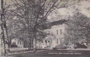 Kentucky Berea Lincoln Hall Berea College Artvue