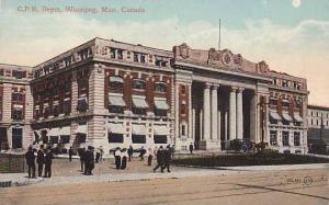 C.P.R. Depot, Winnipeg, Manitoba,Canada, 00-10s