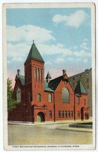 Fitchburg, Mass, First Methodist Episcopal Church