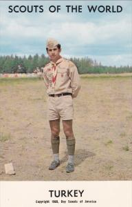 Boy Scouts of the World, TURKEY, 1960´s