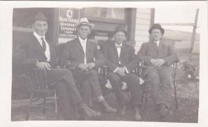 RP; ADMIRAL , Saskatchewan , Canada , 1914 ; First Village Council members