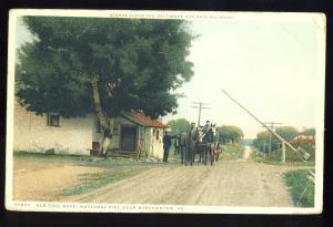 Winchester, Virginia/VA Postcard, Old Toll Gate, National Pine