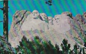 South Dakota Black Hills Mount Rushmor