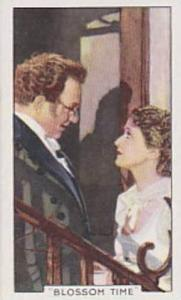 Gallaher Cigarette Card Shots From Famous Films No. 43 Blossom Time