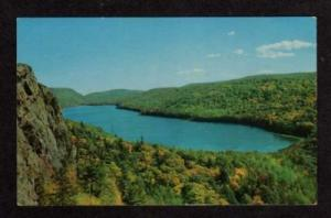 MI Lake of the Clouds N Peninsula of MICHIGAN Postcard