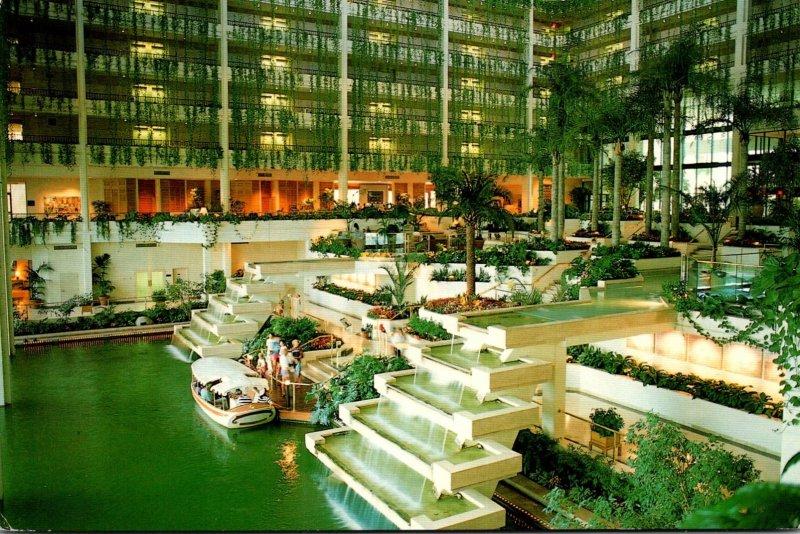 California Marriott's Desert Springs Resort & Spa The Lobby 1994