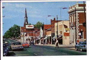 Colborne Street, Downtown Oakville, Ontario