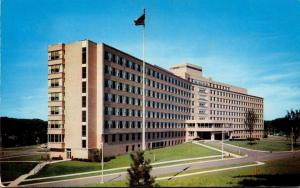 Wisconsin Madison Veterans Administration Building
