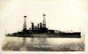 U.S.S. S. Carolina Military Ship, Ships Postcard Postcards U.S.S. South Carol...