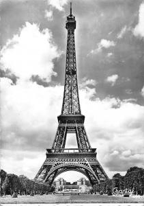 France Paris La Tour Eiffel, Palais de Chaillot Eiffel Tower